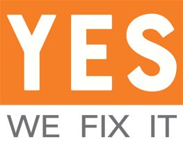 YES WE FIX IT